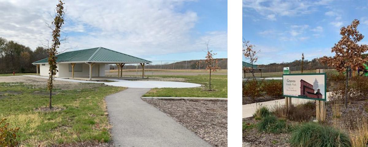 Graves Park Pavilion